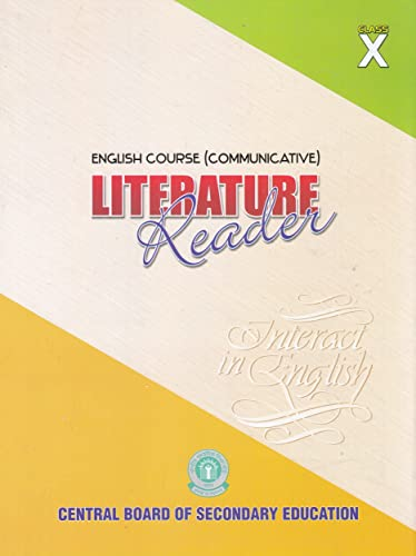 English Course Communicative: Literature Reader - Class 10