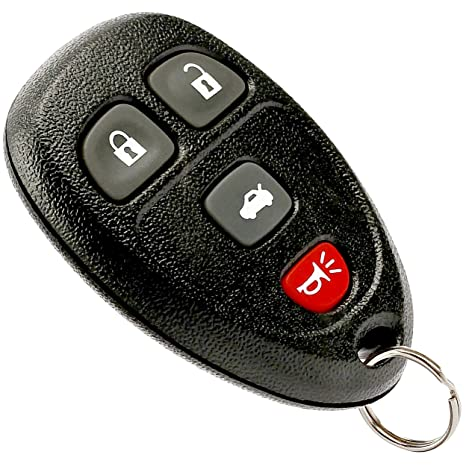 APDTY 24735 Keyless Entry Remote Key Fob Transmitter (Replaces GM 22733523  Only