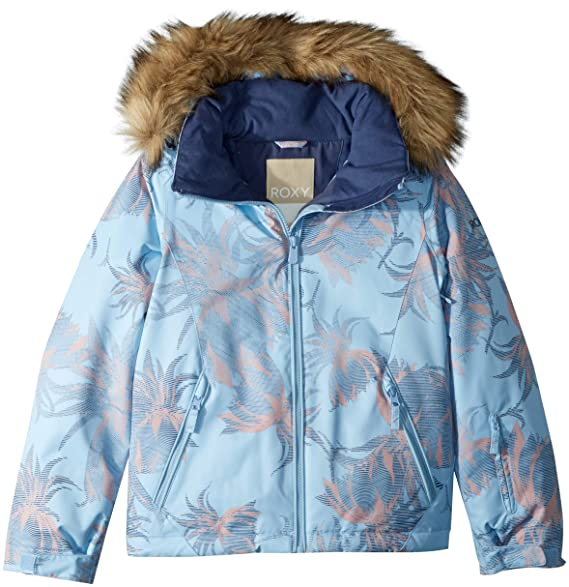 Amazon.com: ROXY American Pie Girl - Chaqueta de nieve: Clothing