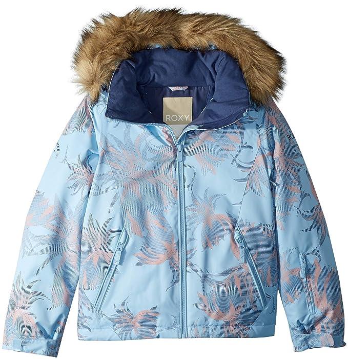 11670f571 Roxy Girls' American Pie Snow Jacket: Amazon.ca: Clothing & Accessories