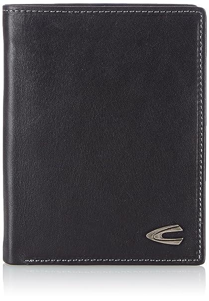 b32c78f0d3 camel active Vegas Wallet Upright Portrait Format black Size:One Size:  Amazon.co.uk: Luggage