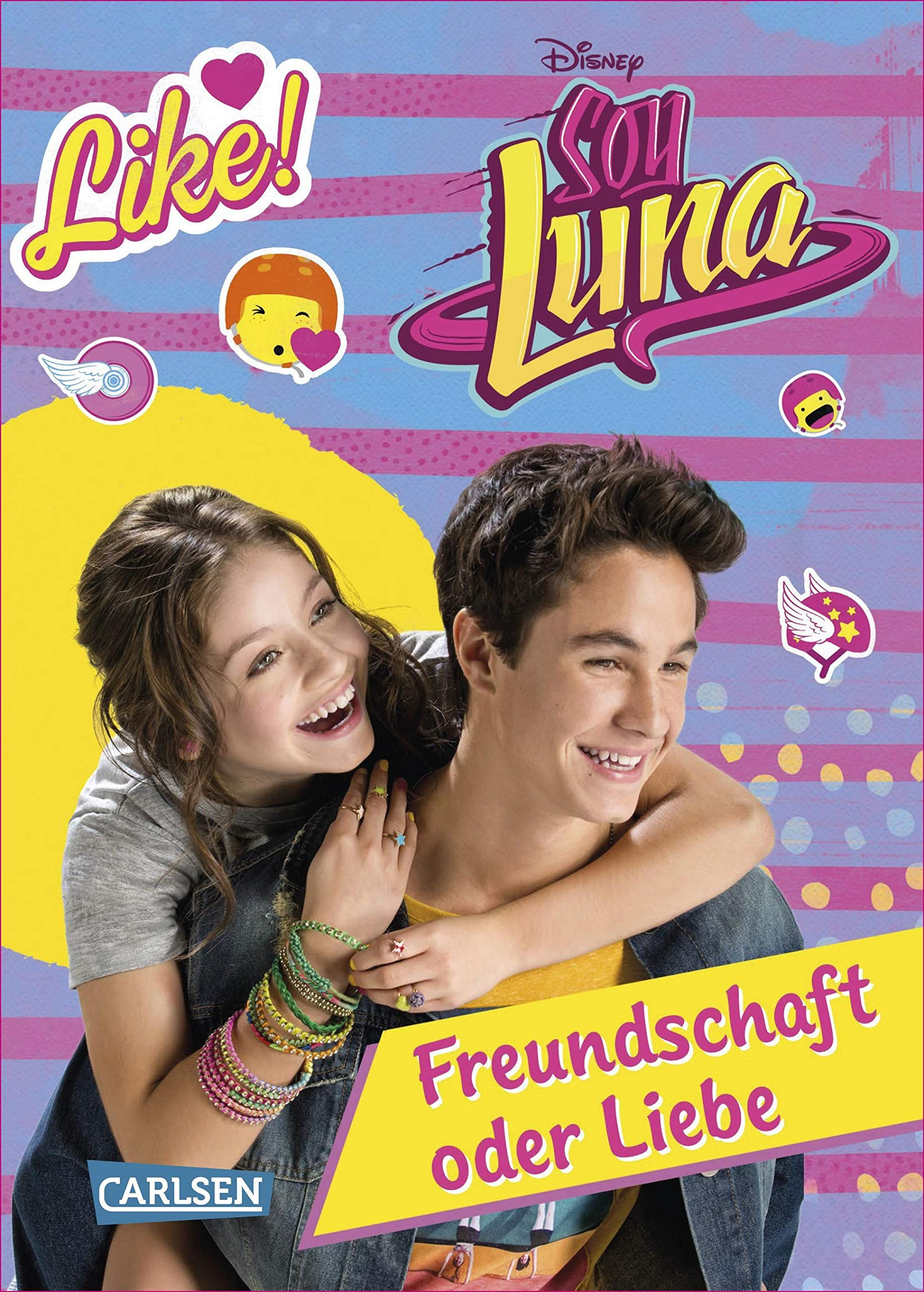 Disney Soy Luna: Soy Luna - Freundschaft oder Liebe?: Band 3