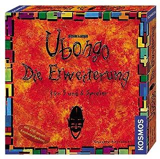 Kosmos 69107 - Ubongo - Die Erweiterung (5+6 Spieler) - [Importato da Germania]