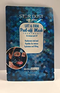Star Dust with Glitter Lift & Firm Peel-Off Mask 1 pack