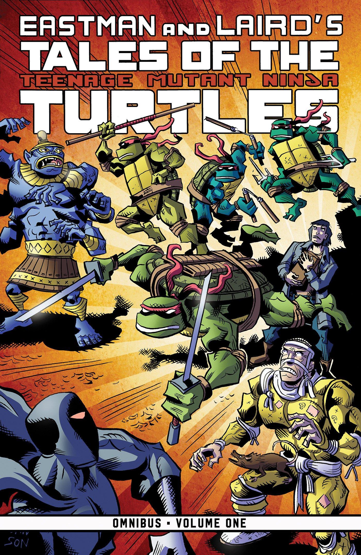 Tales of the Teenage Mutant Ninja Turtles Omnibus, Vol. 1 ...