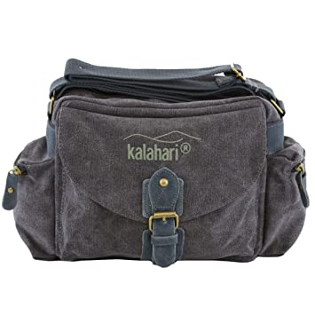 Kalahari K-41 - Bolsa Bandolera para cámara, Negro: Amazon.es ...