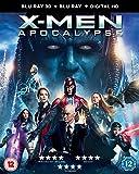 X-Men: Apocalypse [Blu-ray 3D + Blu-ray + Digital HD]