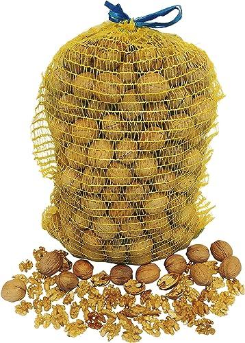 Nueces Naturales cultivadas en España. Saco 4 Kgrs.: Amazon.es: Alimentación y bebidas