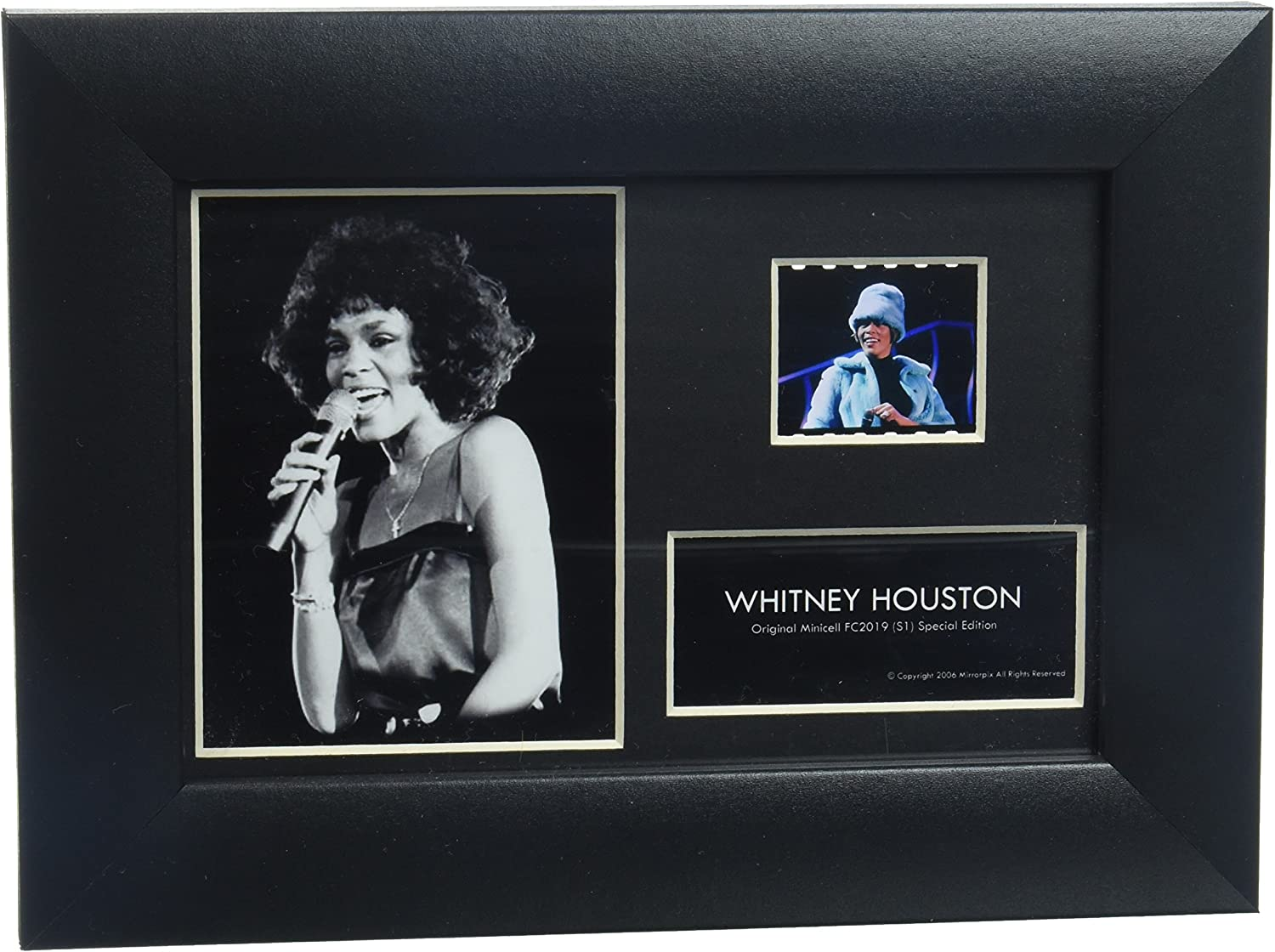 Whitney Houston S1 Minicell Film Cell Special Edition