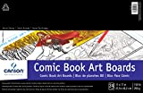 Canson Comic Book Art Boards Pad with