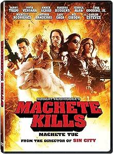 Machete Kills / Machete tue (Bilingual)