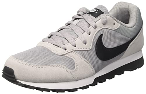 size 40 8e2db ad8ab Nike Md Runner 2, Sneaker uomo, Grigio (Wolf Grey White-Black), 41 EU   Amazon.it  Scarpe e borse