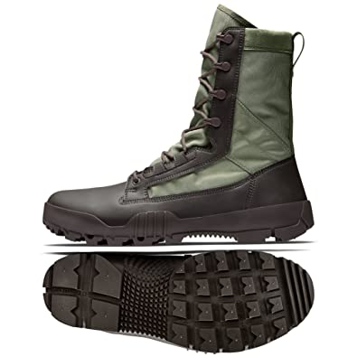 best service 267d9 4d5f9 Amazon.com  Nike SFB Jungle 8 Mens 631372-222 Size 6  Basket