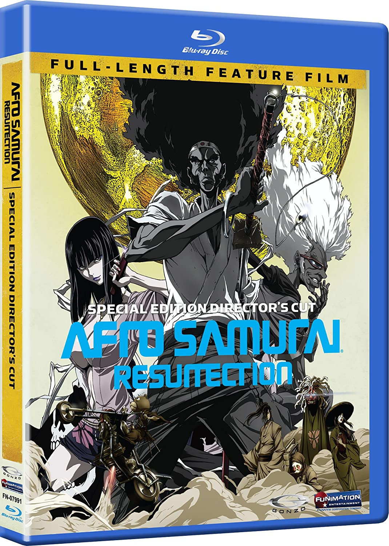 Afro Samurai: Resurrection DirectorS Cut Edizione: Stati ...