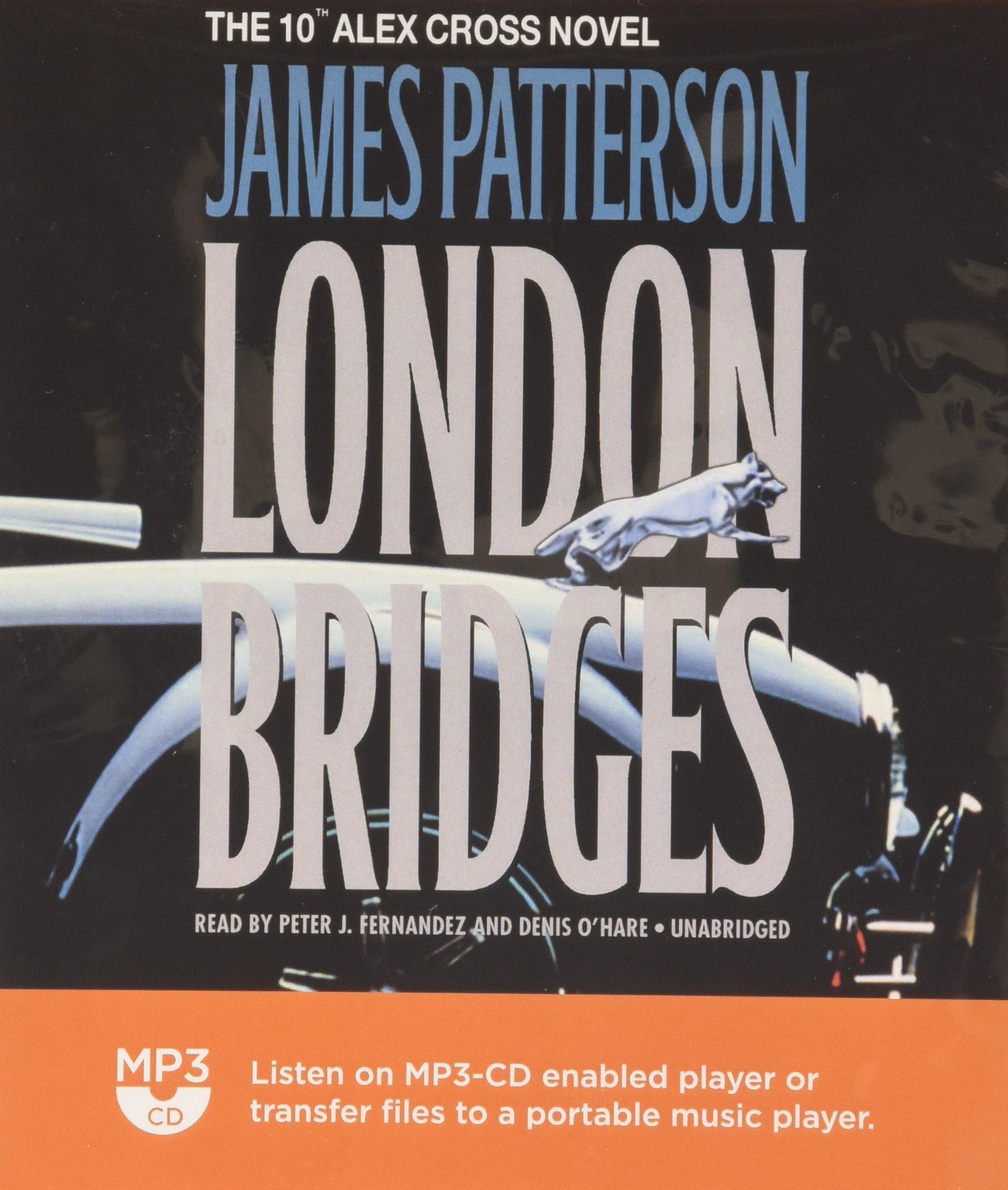 Read Online London Bridges: Library Edition (Alex Cross) pdf