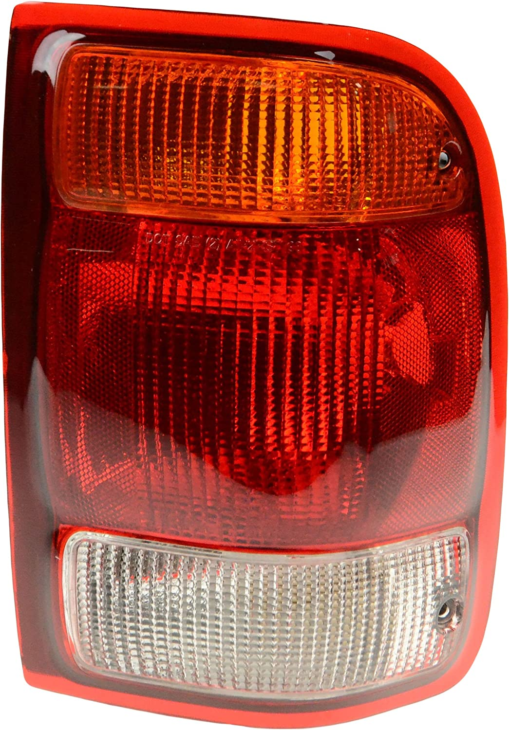 Genuine Ford F87Z-13404-BA Stop and Flash Lamp Assembly