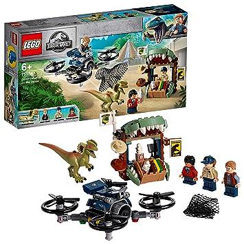 Dilophosaure World Lego® De Construction75934Multicolore En Jeux Liberté Jurassic E2YD9eWHI