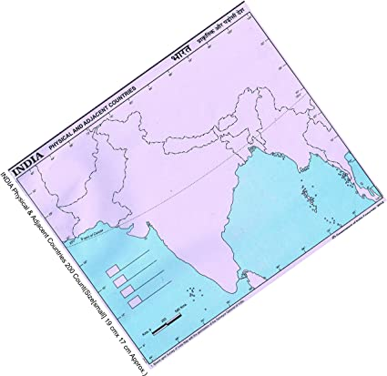 Practice map india physical and adjacent countries set of 200 small practice map india physical and adjacent countries set of 200 small maps gumiabroncs Choice Image