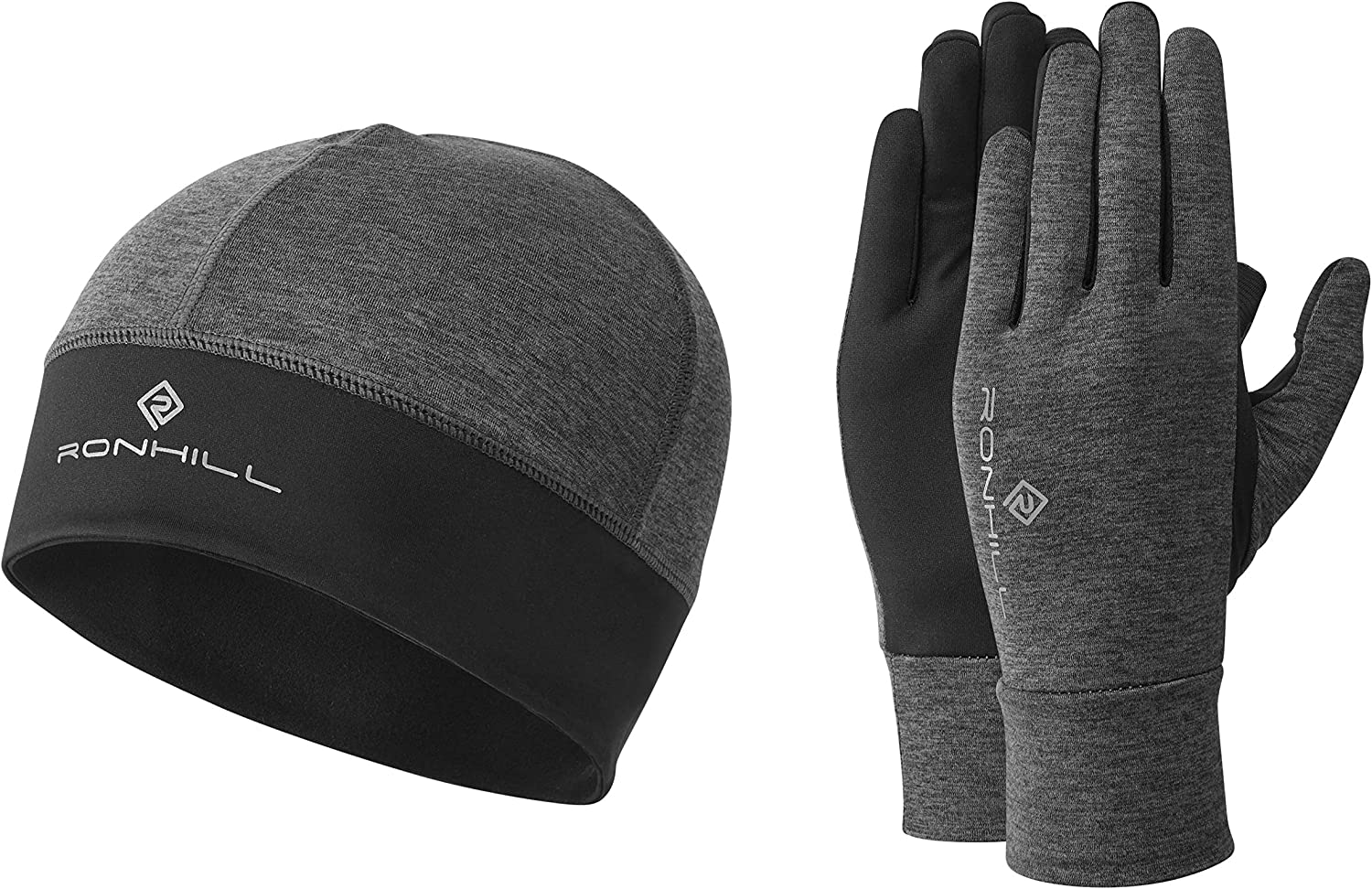AW19 Ronhill Contour Beanie and Glove Set