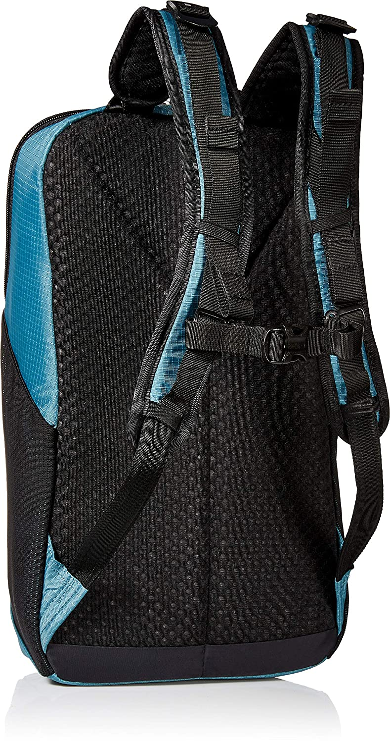 Lightweight Pacsafe Vibe 20 Liter Anti Theft Travel Daypack Fits 13 inch Laptop with Lockable Zippers