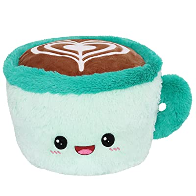 "Squishable / Comfort Food Latte - 15"": Toys & Games"