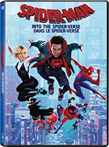 Spider-Man: Into The Spider-Verse (Bilingual) - DVD