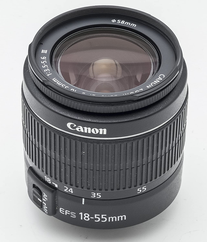 Canon Objektiv EF S 18 55mm 1 3 5 5 6 III Bulk Neu Amazon Kamera