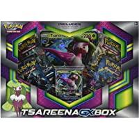 Pokémon Cards Tsareena Gx Box