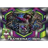 Pokemon Tsareena Gx Box