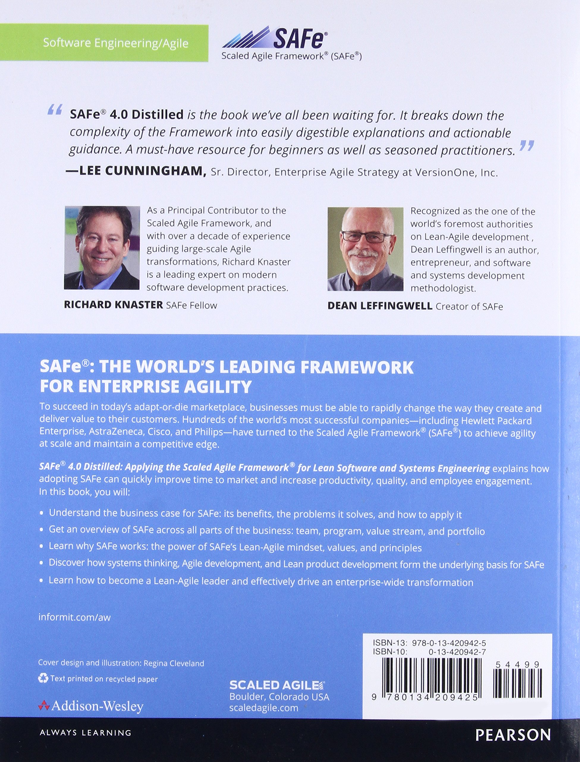 Buy safe 40 distilled applying the scaled agile framework for buy safe 40 distilled applying the scaled agile framework for lean software and systems engineering book online at low prices in india safe 40 xflitez Image collections