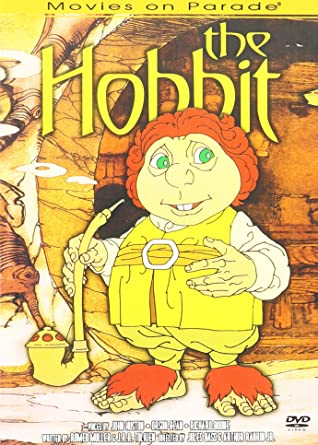 The hobbit cartoon part 1