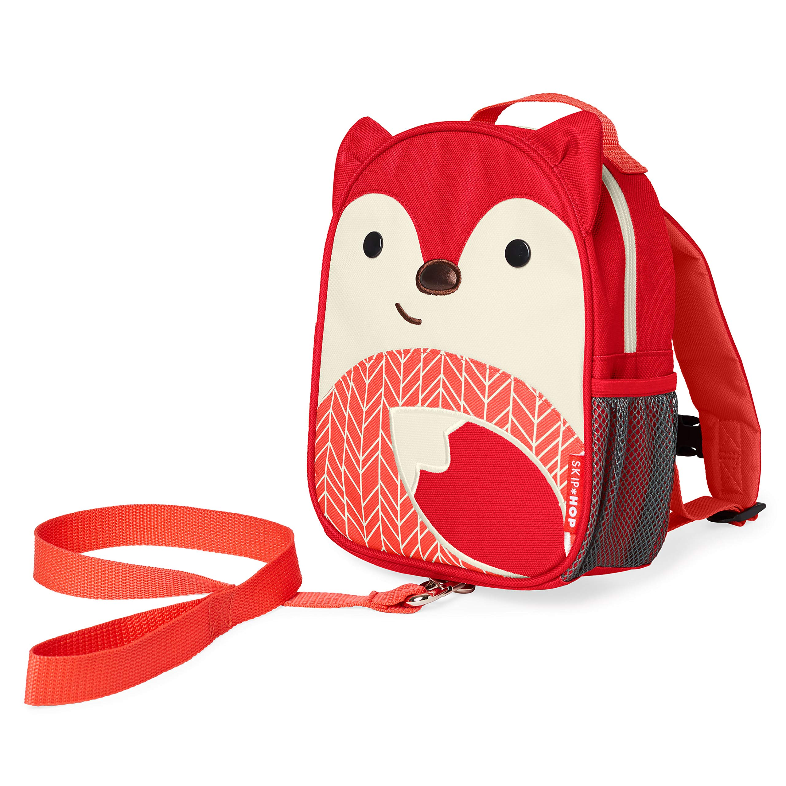 Skip Hop Toddler Leash and Harness Backpack, Zoo Collection, Fox