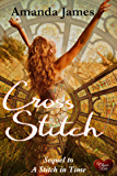 Cross Stitch (Choc Lit) (Time Traveller Book 2)
