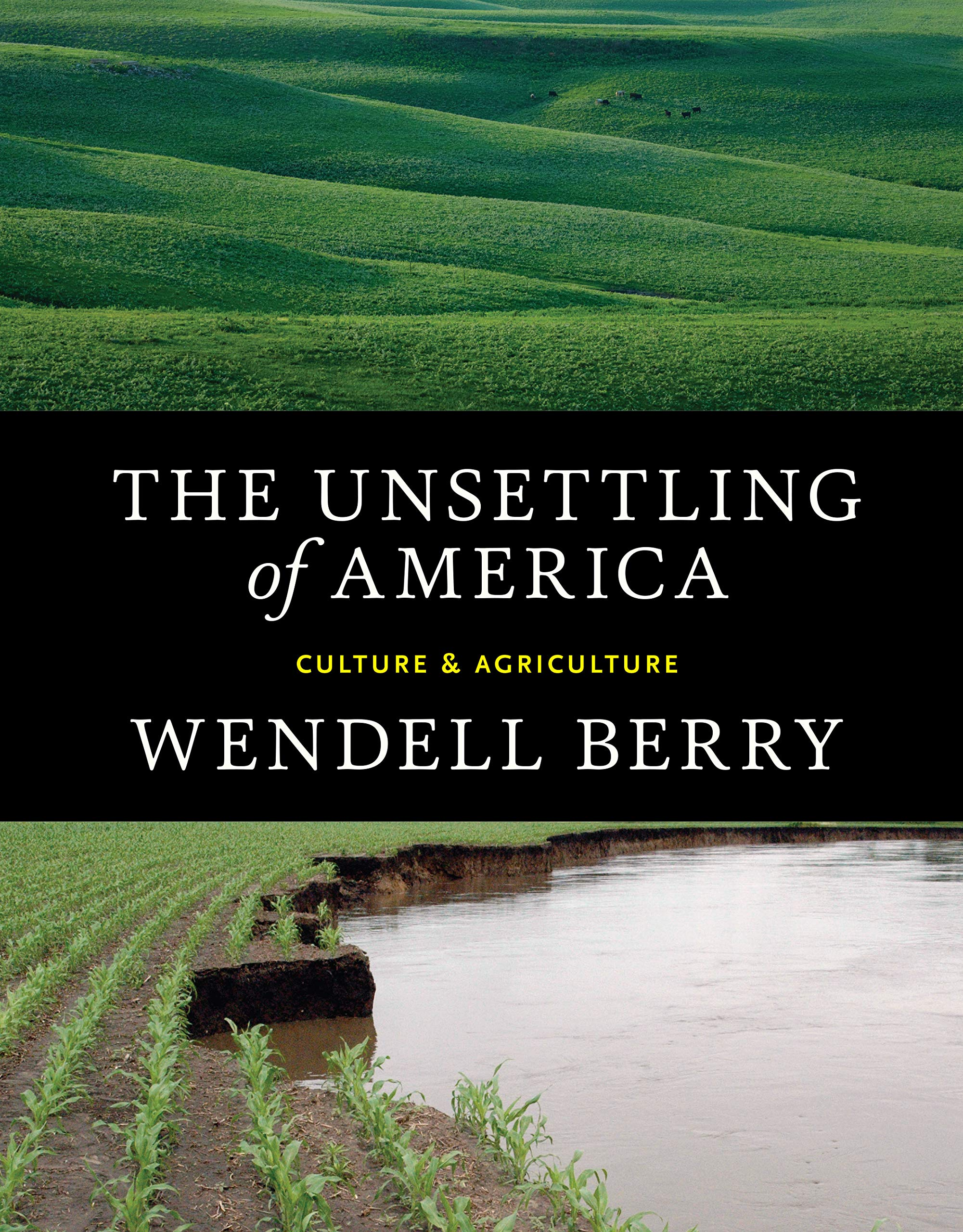 The Unsettling of America: Culture & Agriculture: Berry, Wendell:  9781619025998: Amazon.com: Books
