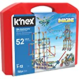 K'NEX Imagine 25th Anniversary Ultimate Builder's Case for Ages 7 and Up, Construction Educational Toy, 750 Pieces