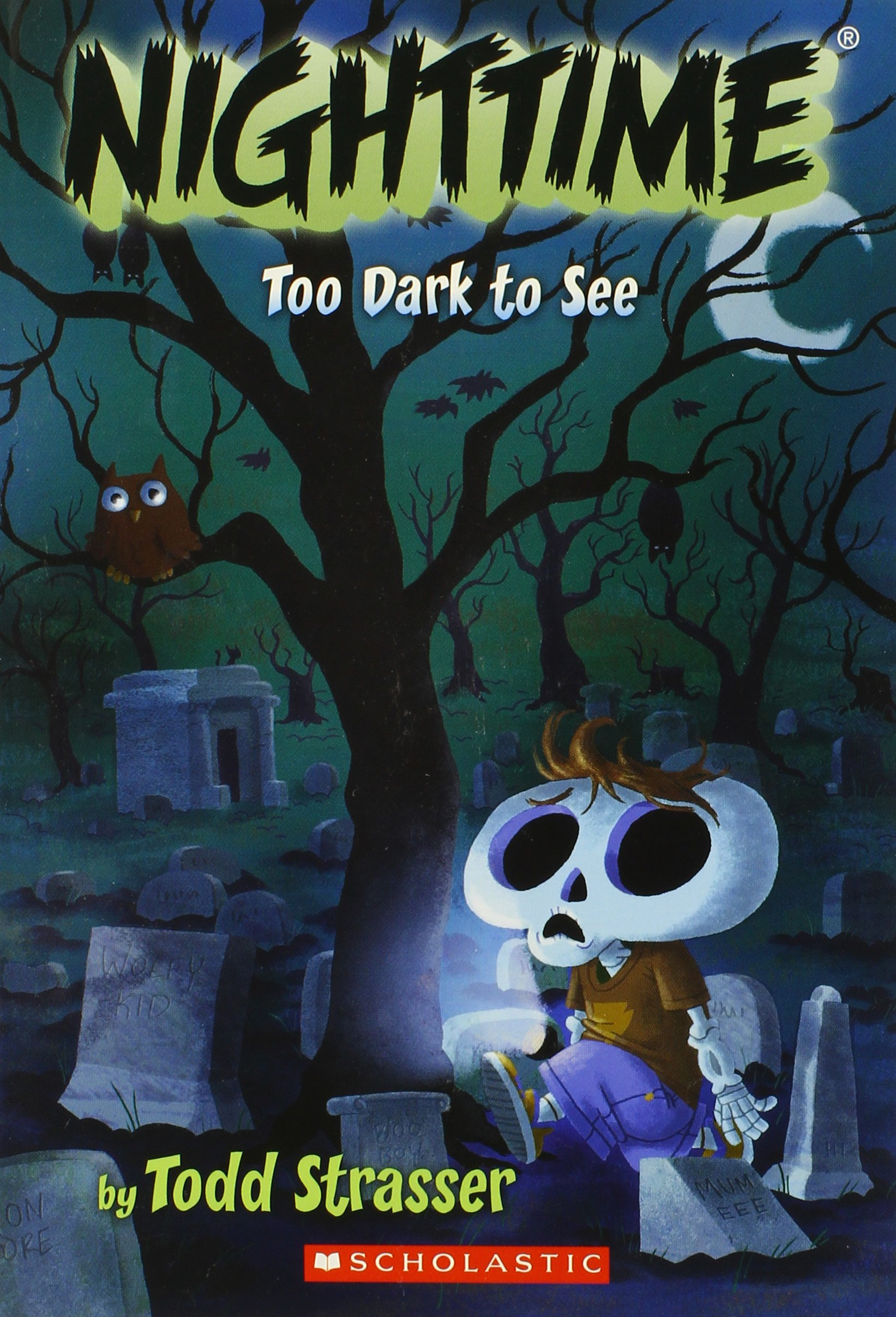 Read Online Nighttime: Too Dark to See PDF