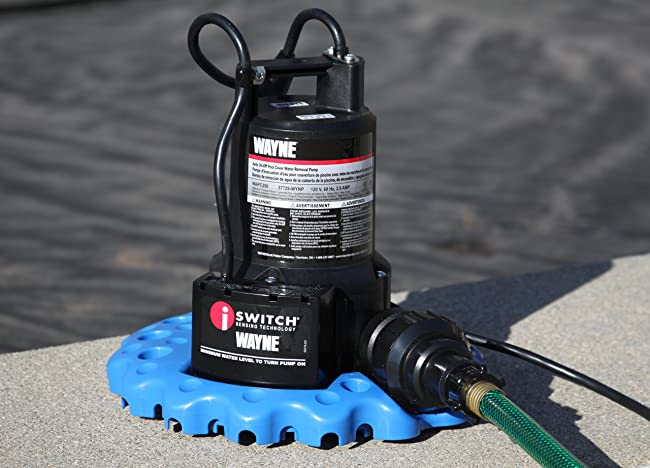 Wayne Pool Cover Pump