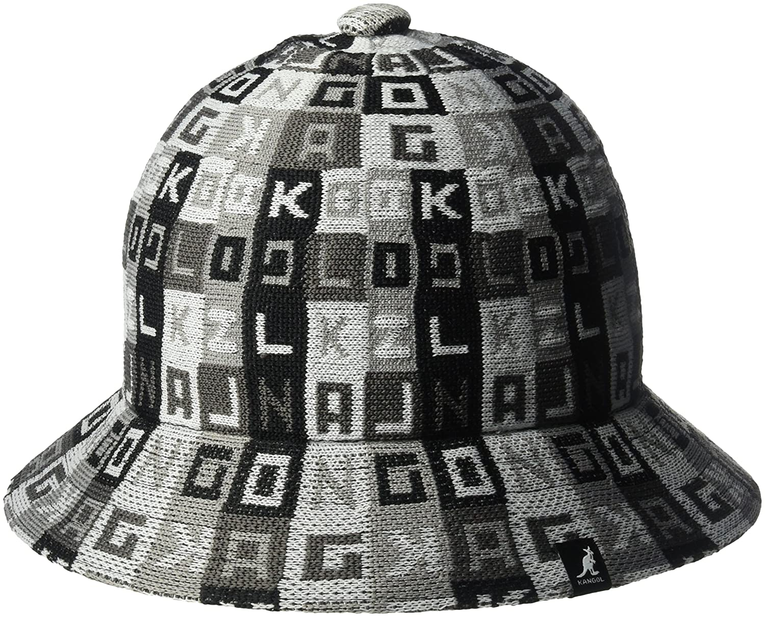 Kangol Mens Standard Color Cube Casual Bucket Hat K3231ST