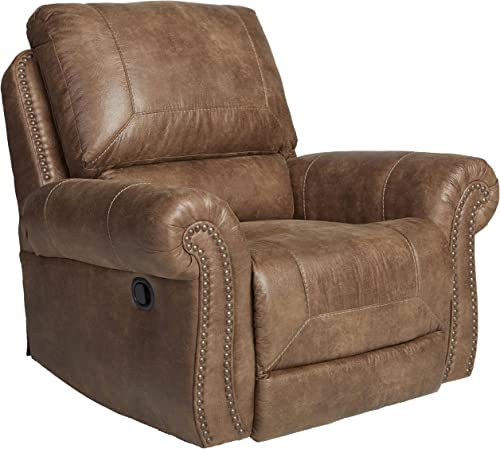 Larkinhurst-Traditional-Earth-Rocker-Recliner-with-Nailhead-Trim