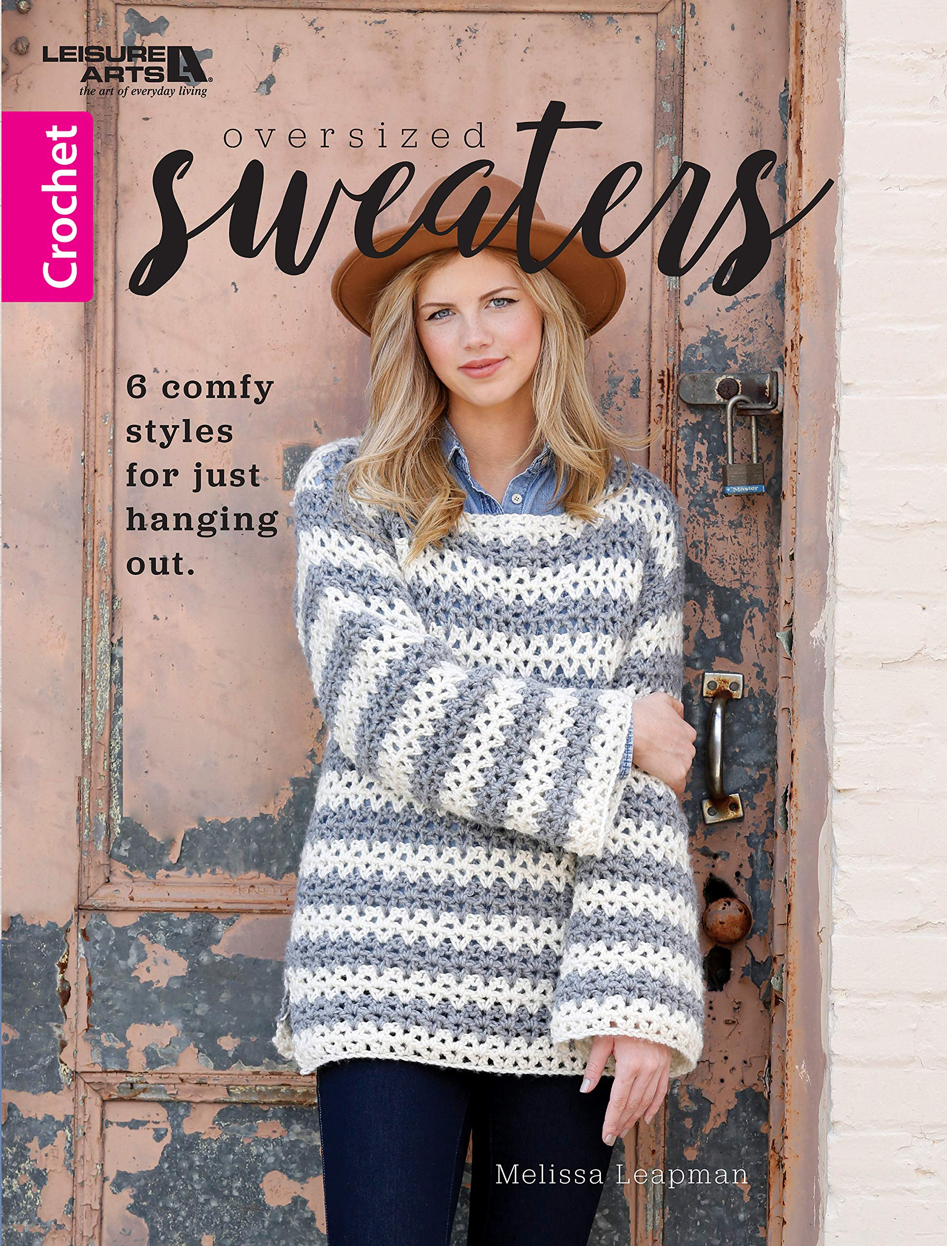 Oversized Sweaters 6 Comfy Crochet Sweater Styles for Just