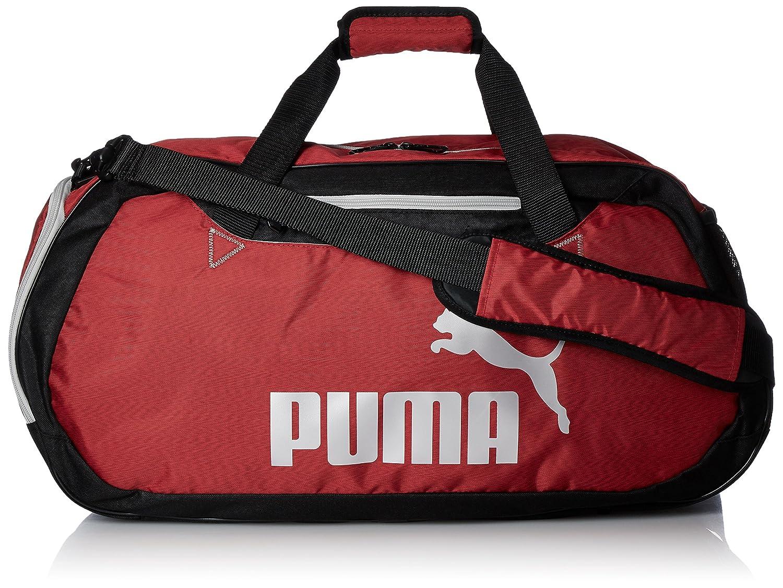 Puma Active TR Duffle M Sac de Sport Noir/Argent Taille Unique PUMGG|#Puma 074469 01_OSFA