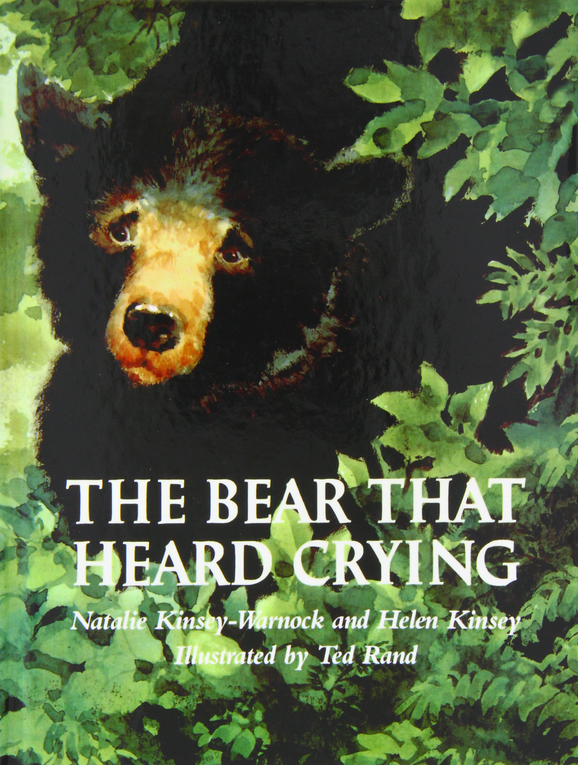 The Bear That Heard Crying (Picture Puffins) pdf epub