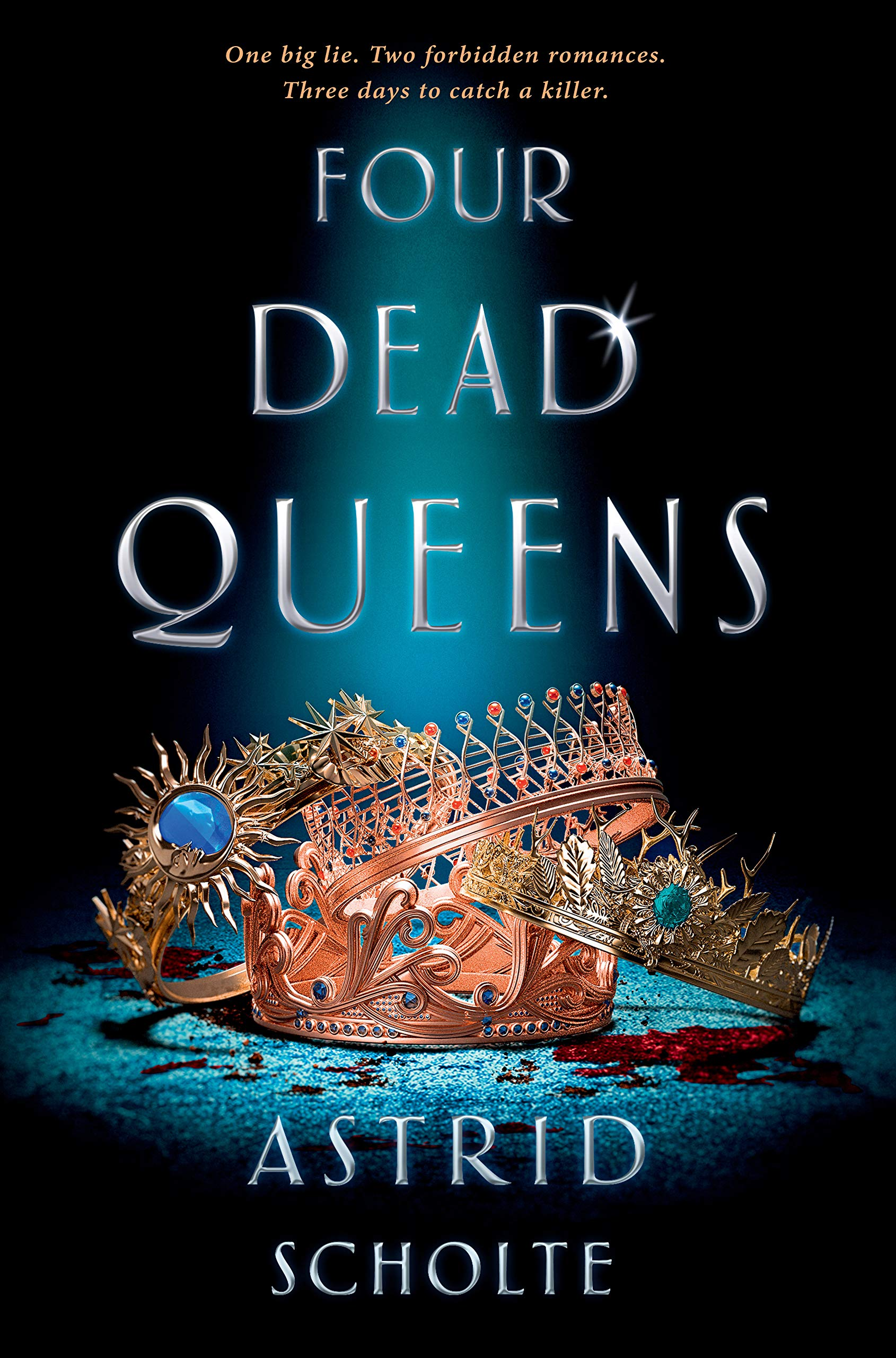 Amazon.com: Four Dead Queens (9780525513926): Scholte, Astrid: Books
