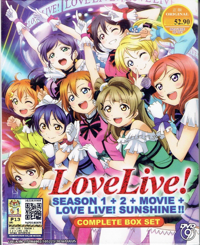 Anime Y Tv Series
