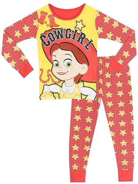 Disney Toy Story - Pijama para niñas - Jessie - 2 - 3 Años  Amazon.es  Ropa  y accesorios a33b8a1059f