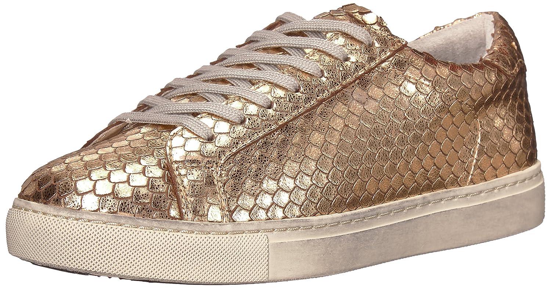 STEVEN by Steve Madden Women's Peyton Sneaker B07673DM5Z 10 B(M) US|Rose Gold