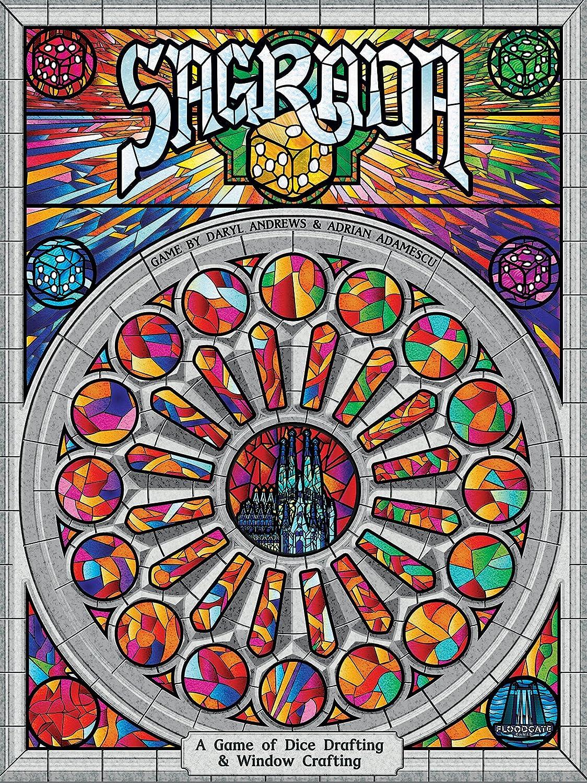 Flood Gate Games - Sagrada - Multicolor: Amazon.es: Juguetes y juegos