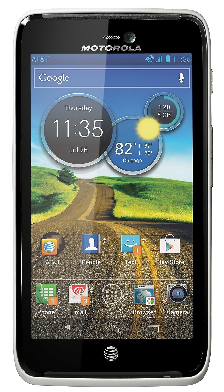 amazon com motorola atrix hd android phone white at t cell rh amazon com AT&T Motorola Atrix 2 Motorola Atrix HD