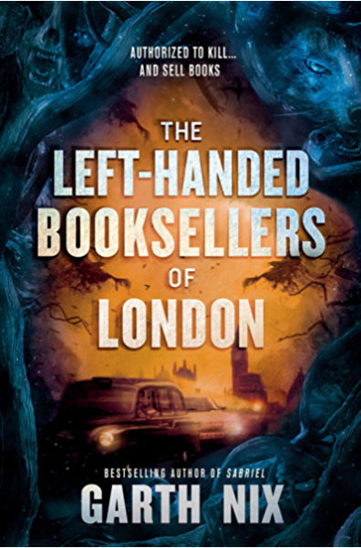 Amazon Com The Left Handed Booksellers Of London Ebook Nix Garth Kindle Store