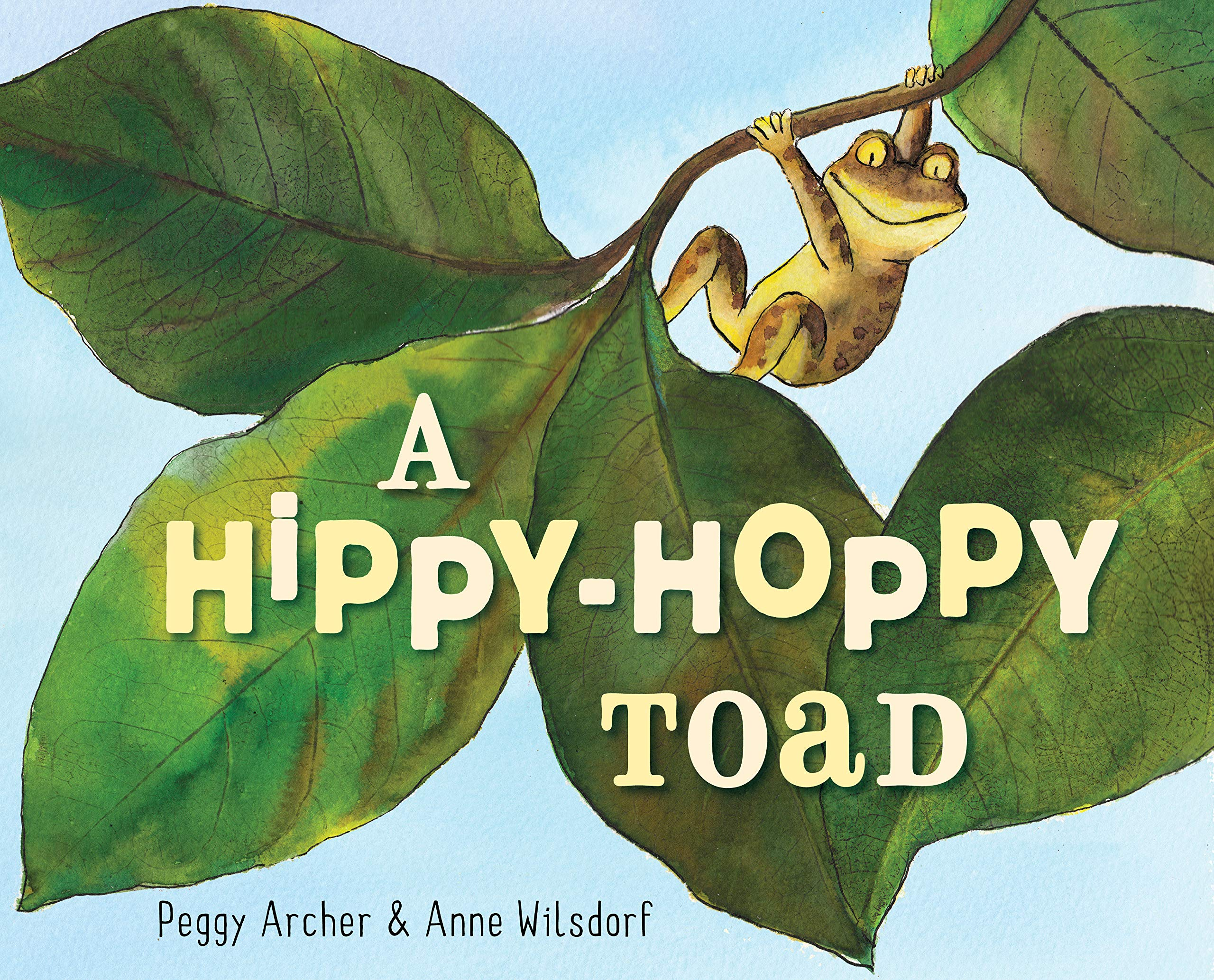 Image result for A Hippy-Hoppy Toad
